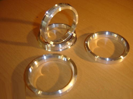 bagues de centrage alu rings